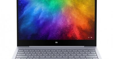 Xiaomi Notebook Air 13.3 inch hits the market with Quad-core I7 processor